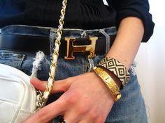 Hermes belt. My next purchase