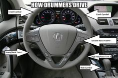 How Drummer's Drive.