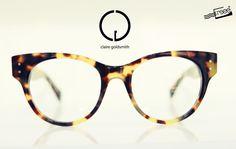 Claire Goldsmith - London Irwin  @Suzy Mitchell Fellow Goldsmith  #ottica isee #eyewear #eyeglasses
