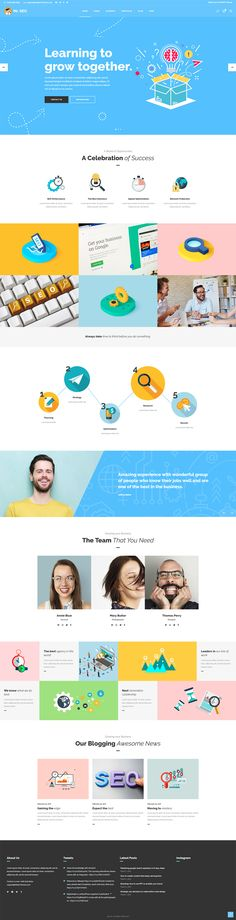 If you would like to launch an extraordinary SEO website or you would like to build one for your marketing and social media agency, Mr. SEO WordPress theme is for you! Social Media Marketing Agency, Seo Agency, Digital Marketing, Seo Marketing, Content Marketing, Affiliate Marketing, Professional Wordpress Themes, Marketing Professional, Web Design