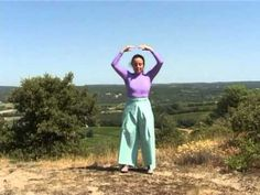 ▶ Exercices de Qi Gong - Relaxation - YouTube