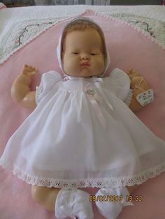 "Still have my ""Baby Dear""doll. Would like to have her restored."