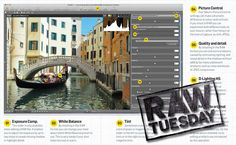 Nikon ViewNX 2: a guide to raw editing in Nikon's all-in-one photo editing software