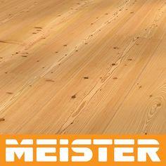 Meister Lindura Holzboden Premium HD 300 lebhaft Lärche 8418 Landhausdiele 2V/M2V
