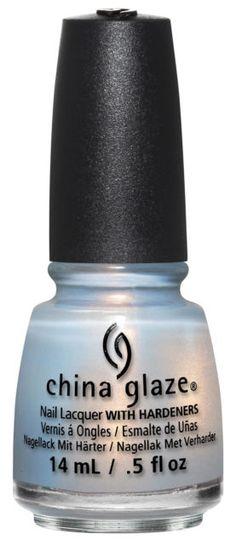 China Glaze Nail Polish Lacquer Rebel Collection - Pearl Jammin' -.5oz  83620