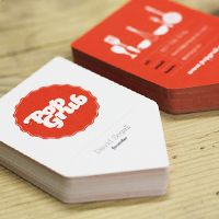 55+ Awesome Double Sided Business Cards for Inspiration