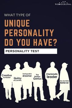 Do you believe that everyone is different and unique in their own way? Try out the quiz below to find your own unique personality! Psychology Facts Personality Types, Personality Test Quiz, Different Personality Types, Personality Quotes, Psychology Quotes, Personality Assessment, Fun Quizzes, Mind Games, Spiritual Test