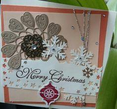 Merry Christmas   Inspiration von Birgit Schulz