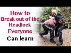 How to break out of the headlock everyone can learn Wing Chun Wing Chun martial arts master teaches basic headlock defense to Wing Chun students. Self Defense Moves, Self Defense Martial Arts, Self Defense Weapons, Martial Arts Training, Fight Techniques, Martial Arts Techniques, Self Defense Techniques, Krav Maga Kids, Learn Krav Maga