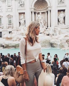 Just threw my coin and made my wish  link in my bio to my Rome blog post…