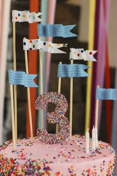 Sprinkles Birthday Party Ideas   Photo 7 of 48   Catch My Party