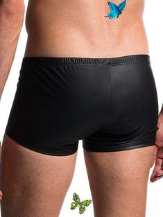 Snap Button U Convex Pouch Man-made Leather Boxer Briefs Snap Button U Convex Pouch Man-made Leather Boxer Briefs #Ad , #SPONSORED, #Convex, #Pouch, #Snap, #Button, #Boxer<br> Snap Backs, Boxer Briefs, Gym Shorts Womens, Pouch, Buttons, Leather, Outfits, Fashion, Clothes