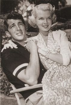 Dean and Jeanne Martin