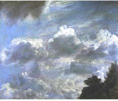 Fan account of John Constable, an English Romantic painter. Born in Suffolk, he is known principally for his landscape paintings. Landscape Art, Landscape Paintings, Art Paintings, Cloud Art, Royal Academy Of Arts, Art Database, Sky And Clouds, Somerset, Great Artists
