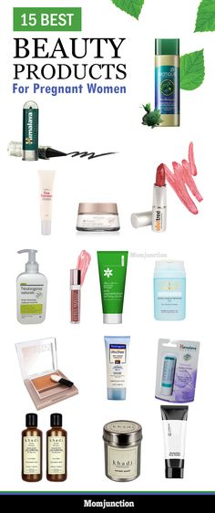 15 Best Beauty Products For Pregnant Women #Pregnancy