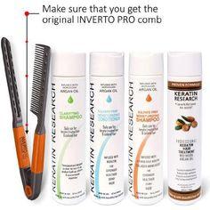 Brazilian Keratin Blowout Hair Treatment By Keratin Research