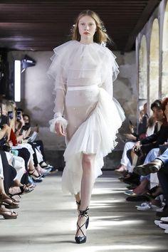 Rodarte Couture Fall Winter 2017 Paris