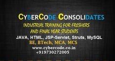 Industrial Training and Internship in Pune