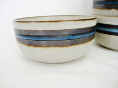 vintage ceramic bowl from Sassydoggs on etsy