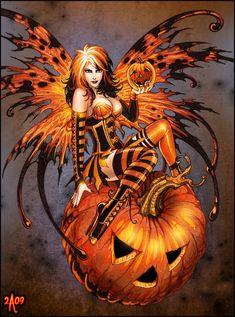 Faerie of Halloween