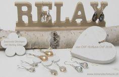 Swarovski Ohrringe mit 925 Sterling Silber Schmuck Online Shop, Place Cards, Amethyst, Place Card Holders, Sterling Silver Jewelry