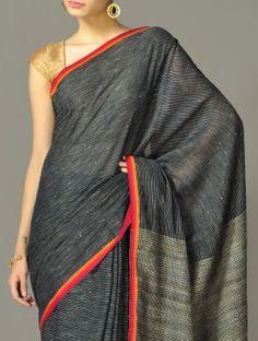 All-Over Jhiri Cotton Saree
