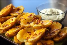Bacon and Cheese Potato Skins from favfamilyrecipes.com - A favorite party appetizer!