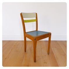 chaise bois -