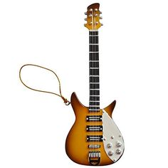 Gift Garden Christmas Ornaments - Miniature Yellow Stratocaster Electric Guitar for Christmas Tree Ornament Decor 5.5inch Gift Garden http://www.amazon.com/dp/B013UH3NTY/ref=cm_sw_r_pi_dp_ssplwb0ZJMPT4