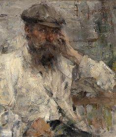 Nicolai Fechin, Portrait of My Father