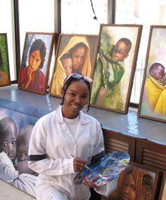 Acerca de - COLECCIÓN RETRATOS DE LA INOCENCIA: NIÑOS DE AFRICA