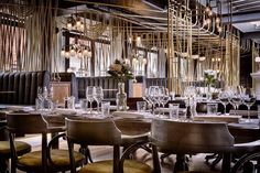 Mr French (Sweden) / International Restaurant / Stylt Trampoli