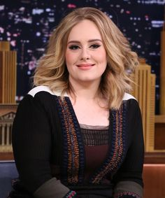 """How Adele's Tattoos Refer to Son Angelo as Her """"Paradise"""" from InStyle.com"""