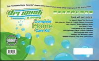 "The Complete Home Care Kit is the ""Best-of-DWG"".  Give your home the attention that it deserves!  Save time, water & money.  Here is everything you need to give your home the ultimate cleaning, polishing and protection.  Just add TLC!    Includes:ULTRA-ION™ For the Home (Sparkle EZ) with 16 oz Applicator   Premium Metal Polish   Fabric & Upholstery Cleaner   Leather & Vinyl Treatment   ULTRA-ION™ Green All Purpose Cleaner,Dust B' Gone™  BodyPruf Total Body Care Formula  (2) Microfiber Towels"