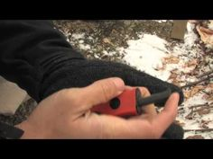 CampingSurvival.com Sparkie Fire Starter Review & Tutorial