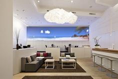 World of TUI travel agency by NEST ONE, Berlin store design