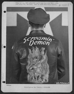 """Screamin' Demon"" 