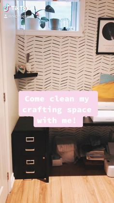#cleaning #crafting #workspace