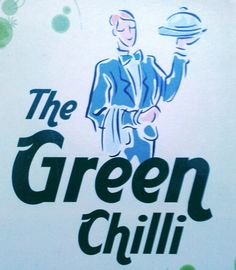 The Green Chilly restaurant is situated at west boring canal road, which is a highly crowded locality in a city.
