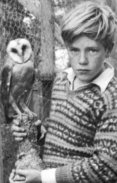 Gerald Durrell, 1936 later a conservationist,author, naturalist & zoo keeper