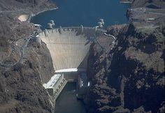 Hoover Dam on Lake Mead  Google Image Result for http://www.visitingdc.com/images/hoover-dam-directions.jpg