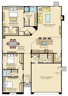 dream houses plans - Home & DIY Small House Floor Plans, Barn House Plans, Dream House Plans, My Dream Home, Dream Houses, Building Plans, Building A House, Plan Ville, House Blueprints