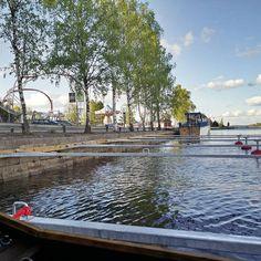 Hiljainen satama #näsijärvi
