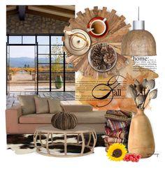 """The September Home"" by eyesondesign ❤ liked on Polyvore featuring interior, interiors, interior design, home, home decor, interior decorating, Crate and Barrel, interiordesign and TastemastersDesignGroup"