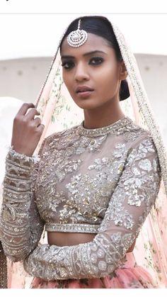 Ideas For Sabyasachi Bridal Suits India Indian Bridal Fashion, Indian Wedding Outfits, Indian Outfits, Saris, Lehenga, Bridal Shirts, Desi Wedding, Wedding Gowns, Indian Couture