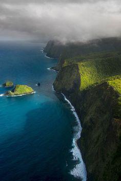Pololu Valley Hawaii