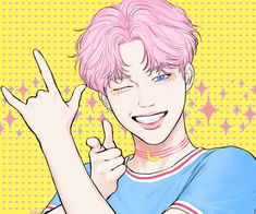 Cute Park Jimin✨ uploaded by Park Yun on We Heart It Jimin Fanart, Yoonmin Fanart, Kpop Fanart, Bts Chibi, Jikook, Neko, Kpop Drawings, Bts Fans, K Idol