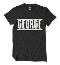 George & Weezy Couples Tees