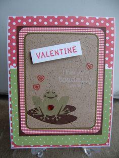 Card by Lynn Weber (010913)  designer's site  http://polkadotgreetings.blogspot.com/