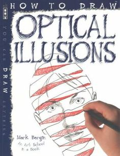 This comprehensive handbook covers all aspects of drawing mind-boggling optical illusions - such as the famous Penrose stairs popularized by M. Escher - you can use to amaze your friends. Optical Illusions, Step By Step Instructions, Art School, Book Art, Drawings, Books, Stairs, Friends, Fun Crafts